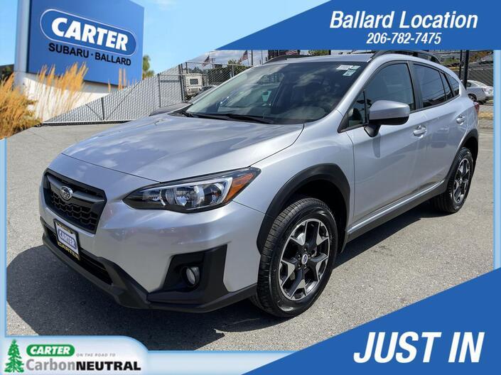2018 Subaru Crosstrek Premium Seattle WA