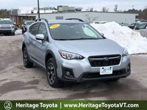 2018 Subaru Crosstrek Premium South Burlington VT