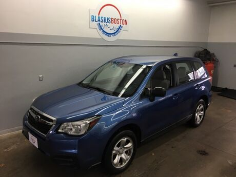 2018 Subaru Forester  Holliston MA