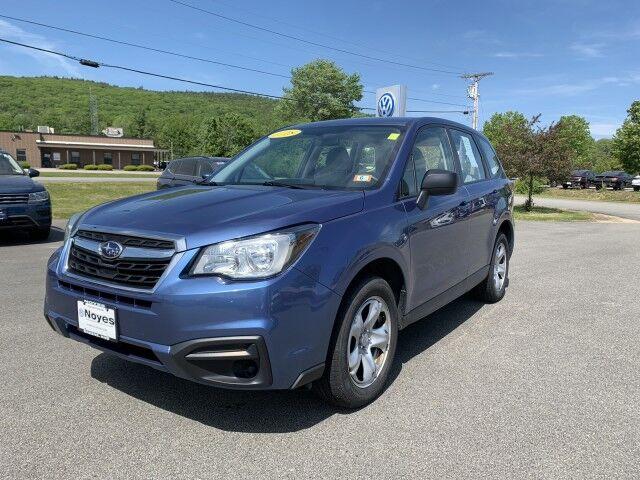 2018 Subaru Forester  Keene NH