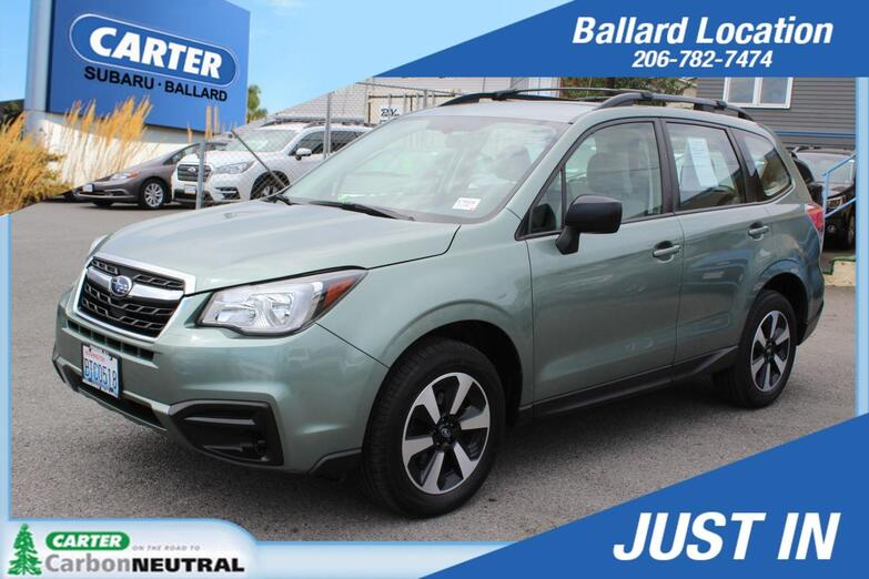 2018 Subaru Forester  Seattle WA