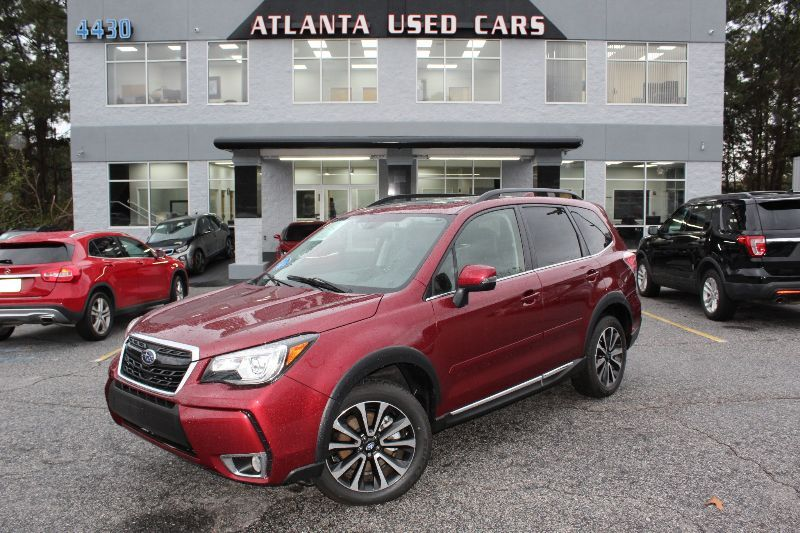 2018 Subaru Forester 2.0 XT Touring XT w/Eyesight Lilburn GA