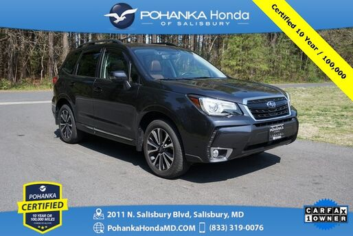 2018_Subaru_Forester_2.0XT Touring  AWD W / Sunroof ** Pohanka Certified 10 Year / 10_ Salisbury MD