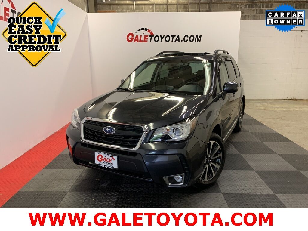 2018 Subaru Forester 2.0XT Touring Enfield CT