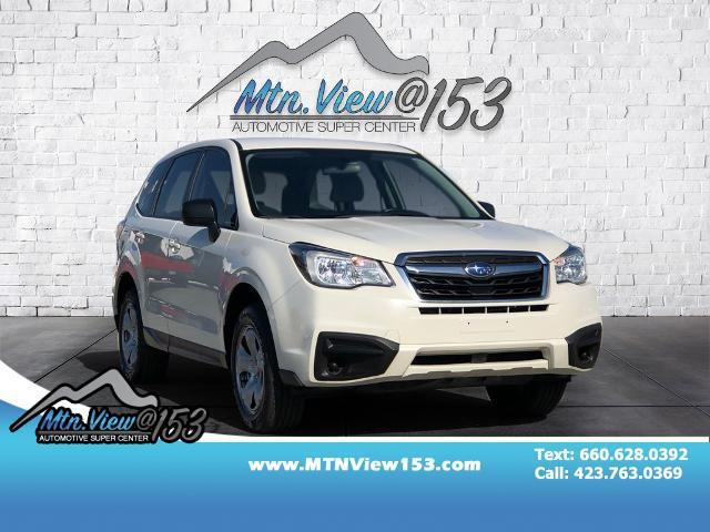 2018 Subaru Forester 2.5i Chattanooga TN