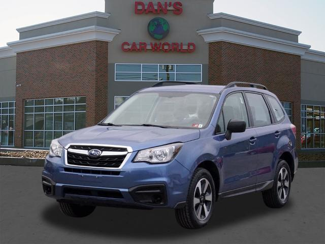 2018 Subaru Forester 2.5i Bridgeport WV