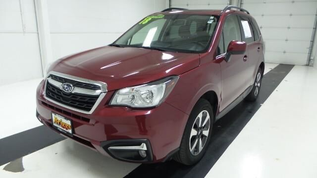 2018 Subaru Forester 2.5i Limited CVT Manhattan KS