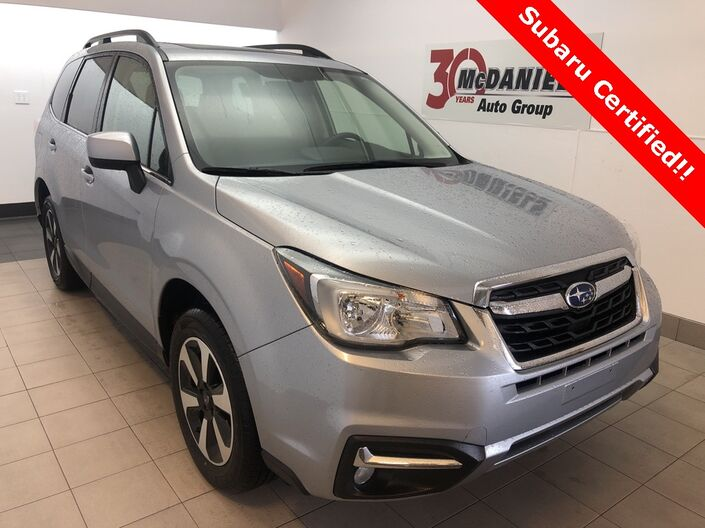 2018 Subaru Forester 2.5i Limited Columbia SC