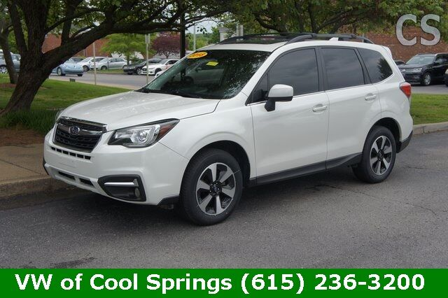 2018 Subaru Forester 2.5i Limited Franklin TN