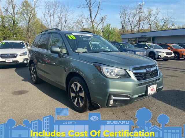 2018 Subaru Forester 2.5i Limited Emerson NJ
