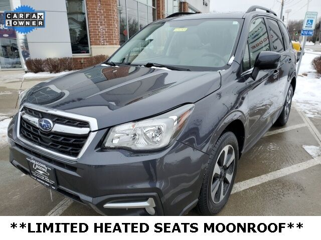 2018 Subaru Forester 2.5i Limited Mayfield Village OH