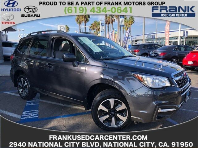 2018 Subaru Forester 2.5i Limited National City CA