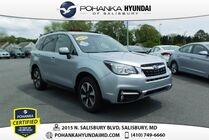 2018 Subaru Forester 2.5i Limited **ONE OWNER**