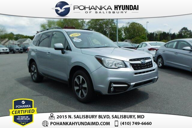 2018 Subaru Forester 2.5i Limited **ONE OWNER** Salisbury MD