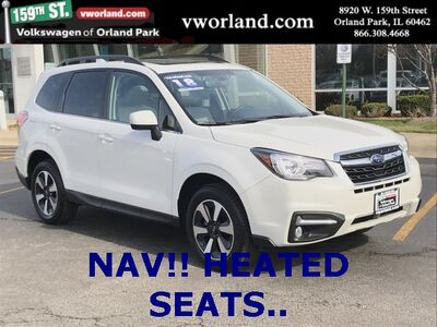 2018_Subaru_Forester_2.5i Limited_ Orland Park IL