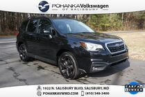 2018 Subaru Forester 2.5i Premium ** BLACK PACKAGE ** SUNROOF **