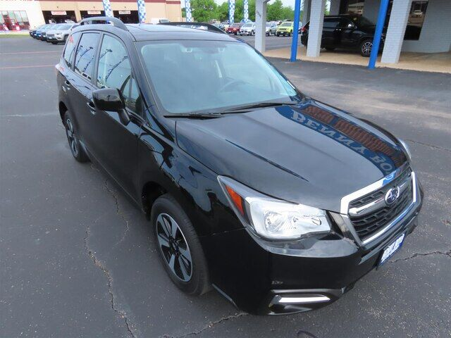 2018 Subaru Forester 2.5i Premium Copperas Cove TX
