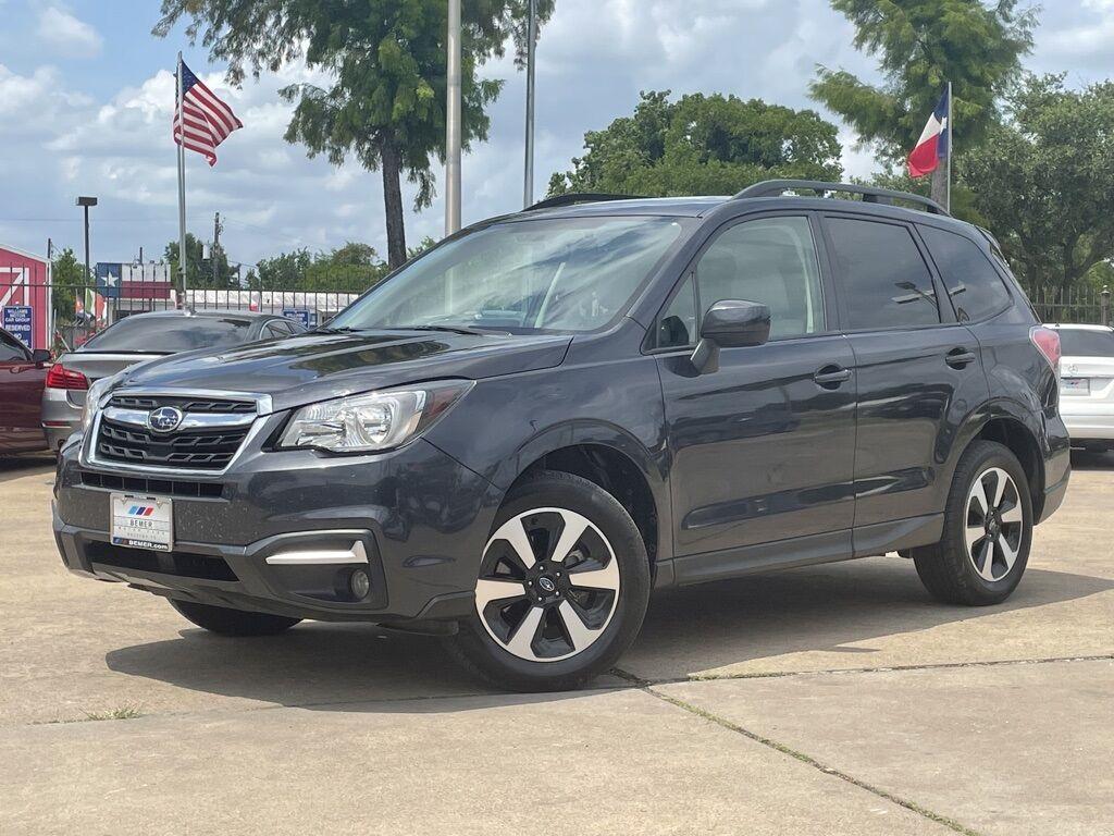 2018_Subaru_Forester_2.5i Premium_ Houston TX