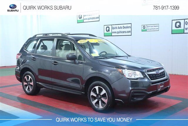 2018 Subaru Forester BASE Braintree MA