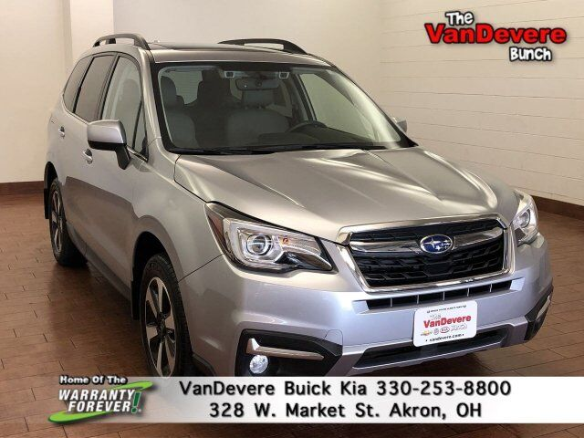 2018 Subaru Forester Limited Akron OH