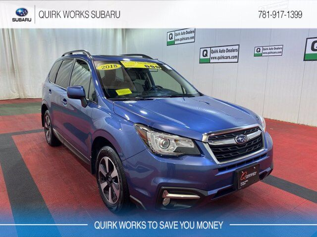 2018 Subaru Forester Limited Braintree MA
