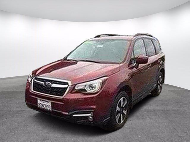 2018 Subaru Forester Limited Chico CA