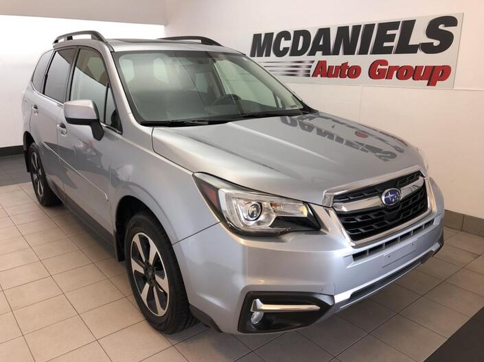 2018 Subaru Forester Limited Columbia SC