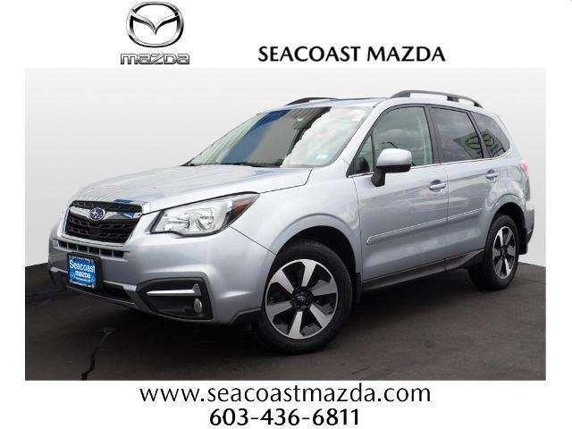 2018 Subaru Forester Limited Portsmouth NH