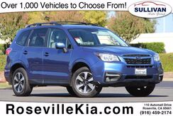 2018_Subaru_Forester_Limited_ Roseville CA