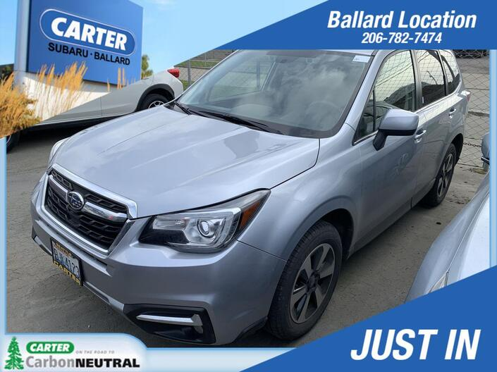 2018 Subaru Forester Limited Seattle WA