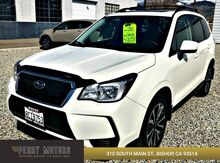 2018_Subaru_Forester_Premium_ Bishop CA