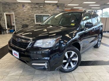 2018_Subaru_Forester_Premium Black Edition w/EyeSight_ Worcester MA