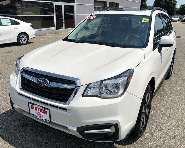 2018 Subaru Forester Premium Hackettstown NJ