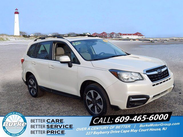2018 Subaru Forester Premium Cape May Court House NJ