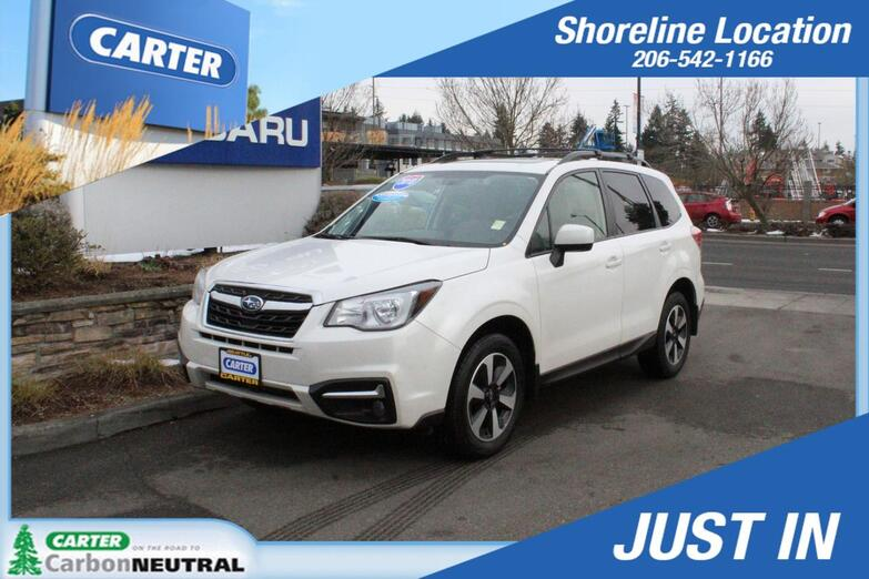 2018 Subaru Forester Premium Seattle WA