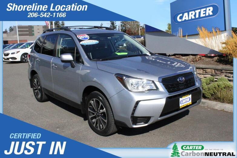 2018 Subaru Forester Premium Seattle WA