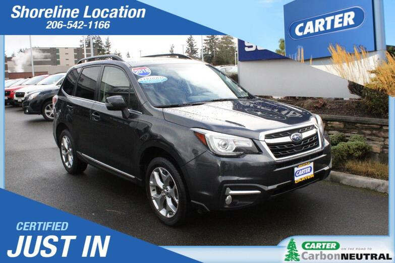 2018 Subaru Forester Touring Seattle WA