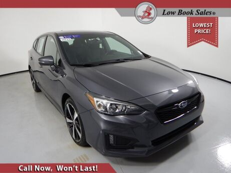 2018_Subaru_IMPREZA_Sport_ Salt Lake City UT