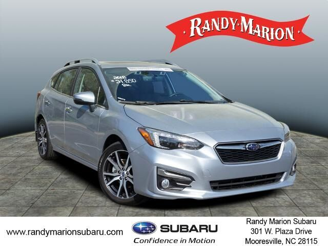 2018 Subaru Impreza 2.0i Limited Hickory NC