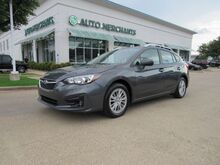 2018_Subaru_Impreza_2.0i Premium CVT 5-Door CLOTH SEATS, HTD FRONT STS, BACKUP CAM, BLIND SPOT, UNDER FACTORY WARRANTY_ Plano TX