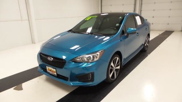 2018 Subaru Impreza 2.0i Sport 4-door Manual Manhattan KS
