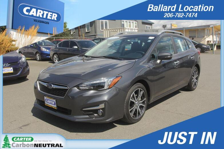 2018 Subaru Impreza Limited Seattle WA