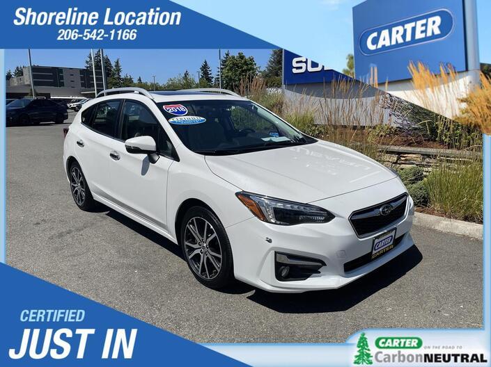 2018 Subaru Impreza Limited Seattle WA