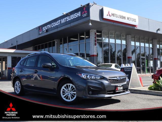 2018 Subaru Impreza Premium Costa Mesa CA