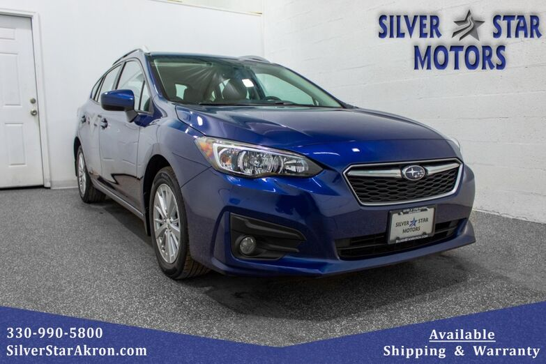 2018 Subaru Impreza Premium Tallmadge OH
