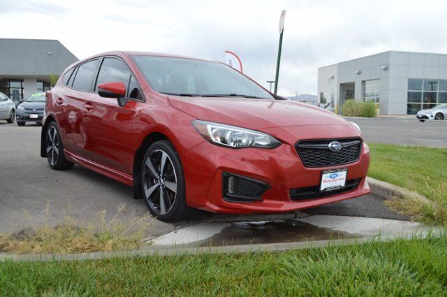 2018 Subaru Impreza Sport Grand Junction CO