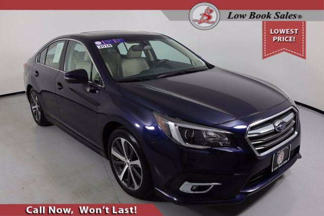 2018 Subaru Legacy Limited Salt Lake City UT