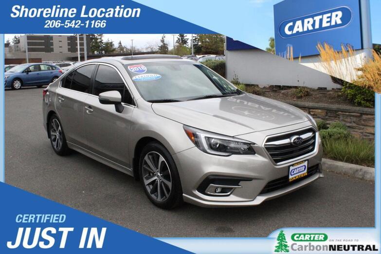 2018 Subaru Legacy Limited Seattle WA