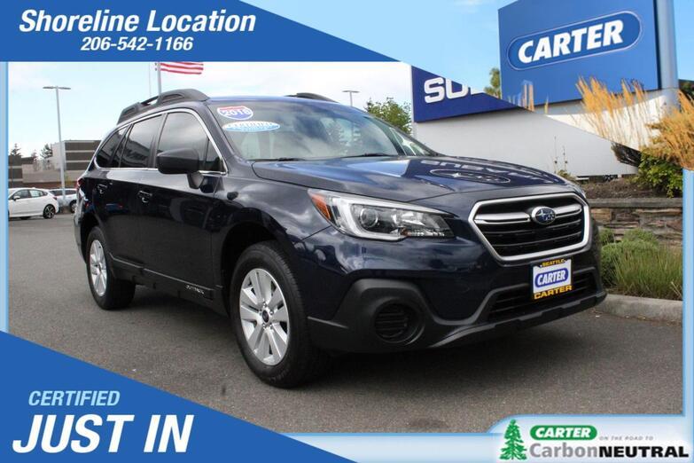 2018 Subaru Outback  Seattle WA