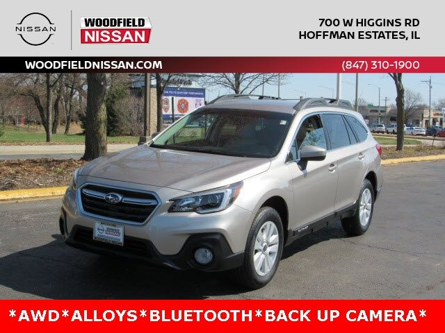 Used Subaru Outback Hoffman Estates Il